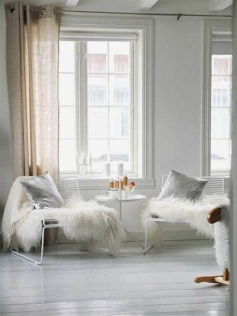 faux fur home decor fresh twist decorating with sheepskin faux fur