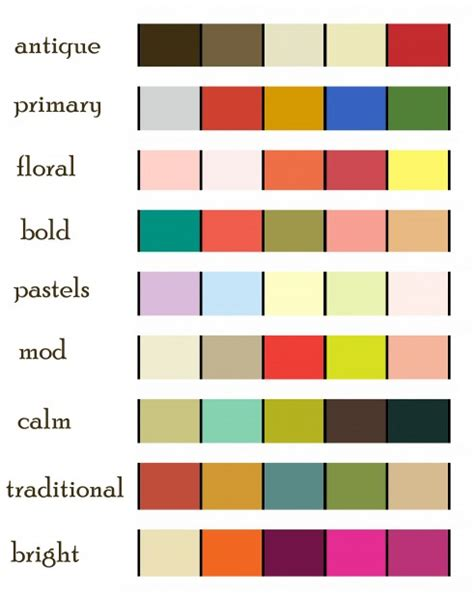 color combination suggestions gallery for gt color palette ideas
