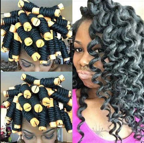 perm rods braiding styles natural hair pinterest perm rods and crochet braids hair beauty that i love