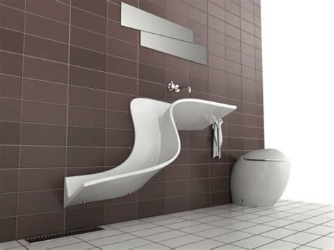 waschbecken geschwungen badideen f 252 r waschbecken