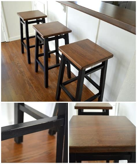 Simple Bar Stools by Simple Bar Stool Makeover