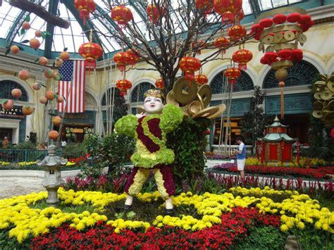 Bellagio Flower Garden Flower Garden Las Vegas Bellagio Conservatory And Botanical Gardens Las Vegas Bellagio