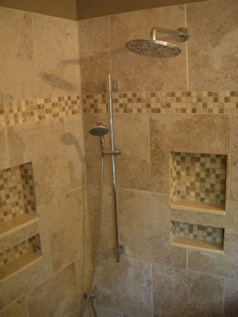 Master Bathroom Plans With Walk In Shower Master Bath With Walk In Shower Traditional Boston