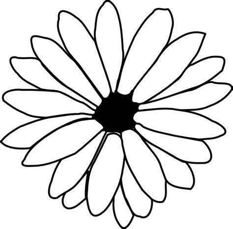 daisy template clipart best