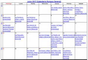 Calendario Catolico 2017 Algunos Calendarios 2017 Predefinidos 171 Para Jefaturas