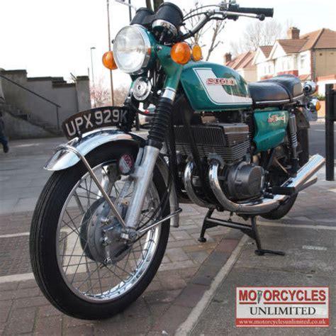 Vintage Suzuki Motorcycles For Sale 1972 Suzuki Gt380j Classic Suzuki For Sale Motorcycles