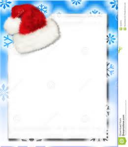 santa s letter royalty free stock images image 1655879