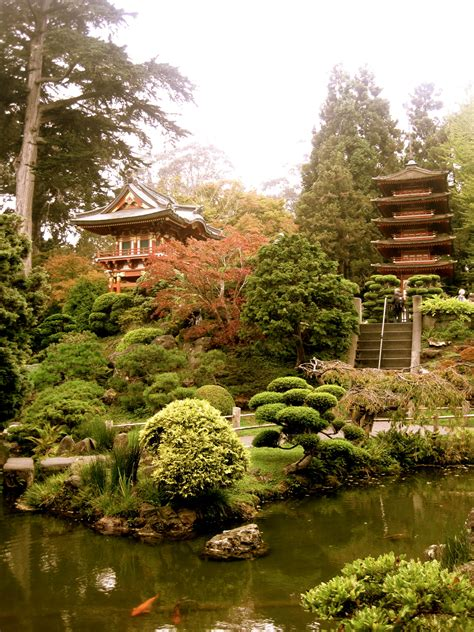 San Francisco Garden by Japanese Tea Garden San Francisco Landscape Design