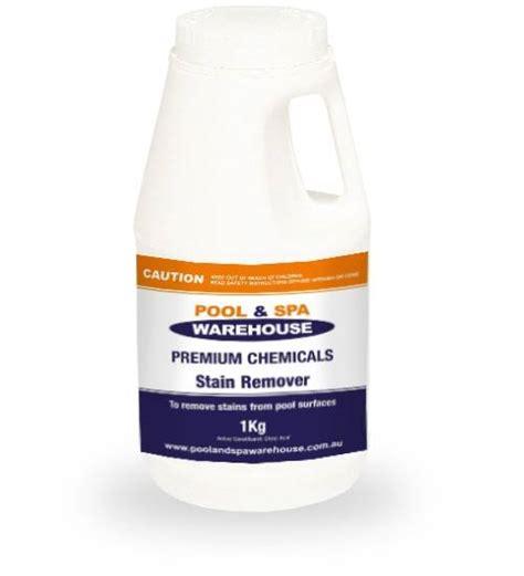 Leather Stain Remover Premium premium stain remover 1kg granular pool chemical