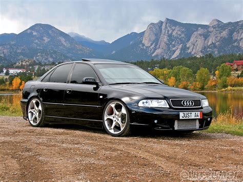 2000 a4 audi 2000 audi a4 information and photos zombiedrive