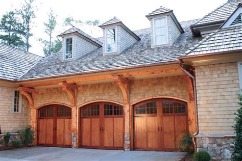 Brads Overhead Door Stained Garage Doors Doors