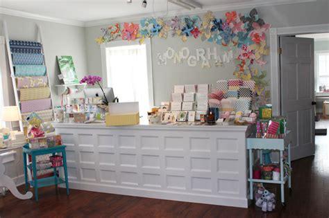 Gift Shop Letterhead Smock Stores Smock
