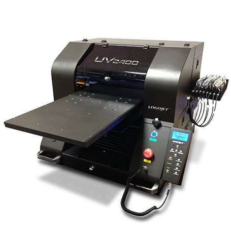 Printer Uv logojet uv2400 uv led flatbed printer description specifications