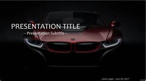 Car Powerpoint Template by Cars Powerpoint Templates Free Cars Powerpoint By Sagefox