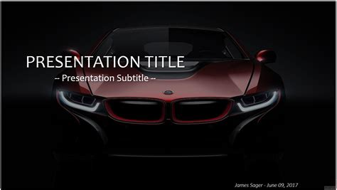 free car powerpoint templates bmw powerpoint 25630 free powerpoint bmw powerpoint by
