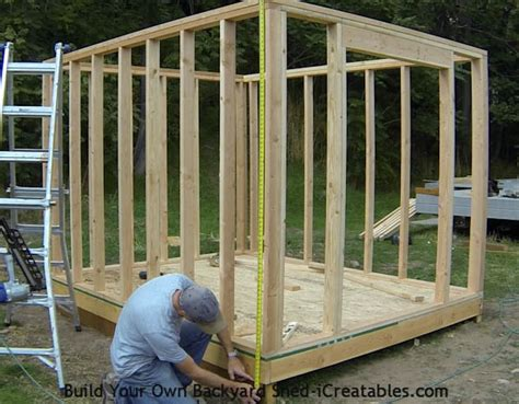 How To Build The Shed by How To Build A Shed Storage Shed Building