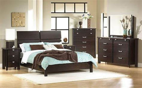 bedroom ideas with black furniture color ideas bedroom dark furniture for warm sense hitez