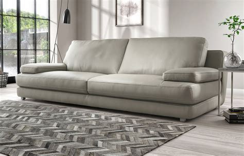 divano enterprise enterprise 4 seater sofa italian leather sofas strazzia