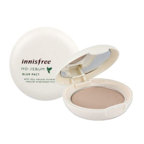 Harga Innisfree No Sebum Blur Pact innisfree no sebum blur pact korean cosmetic shop