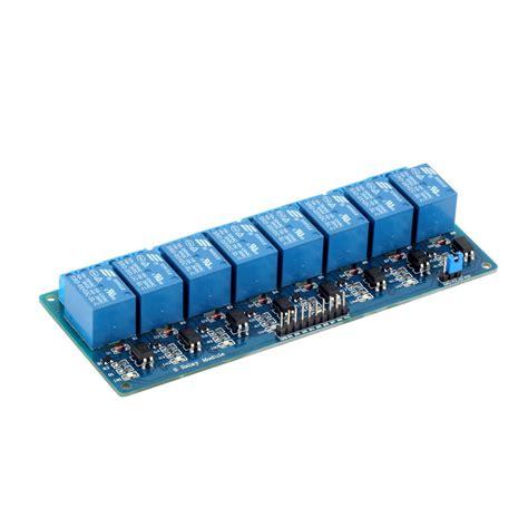 Relay Module 5v 1 Channel 250vac30vdc 1a Optocoupler 5v 1 2 4 8 ch relay board module optocoupler led for arduino pic arm avrc ebay