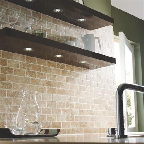 travertine brick backsplash travertine backsplash ideas inject sophistication into