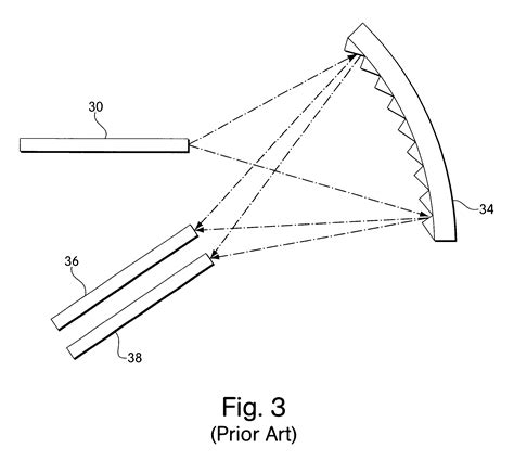 sketch diffraction pattern patent us6487019 optical diffraction grating structure