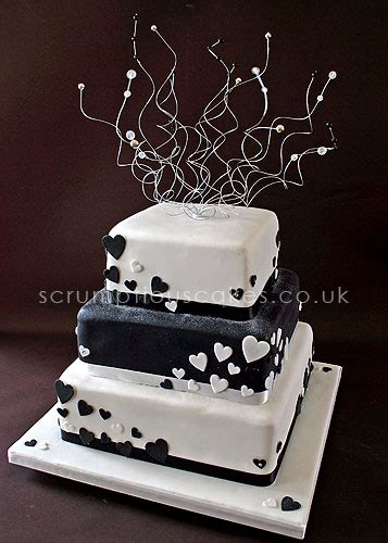 Wedding Cakes Black And White by Wedding Cakes Pictures Black And White
