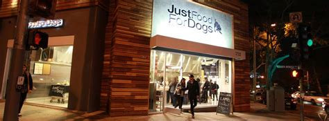 just food for dogs justfoodfordogs weho west los angeles
