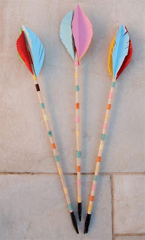 indian diy crafts diy arrows american pow wow