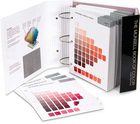 munsell color book munsell book of color glossy collection ideedaprodurre