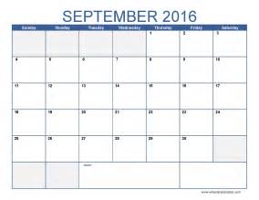 2016 monthly calendar template september 2016 calendar template monthly calendar 2016