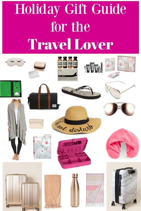 holiday gift guide for the travel lover daily dose of style