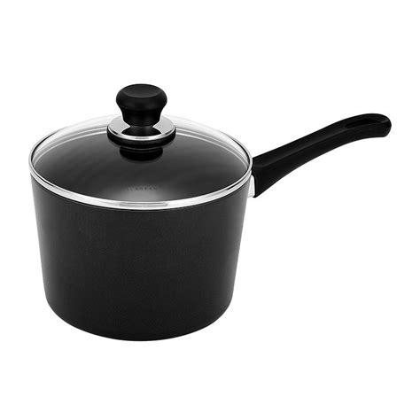 Promo L Living Set Keramik Cookware scanpan classic 4pc set 2 saucepans frypan oven