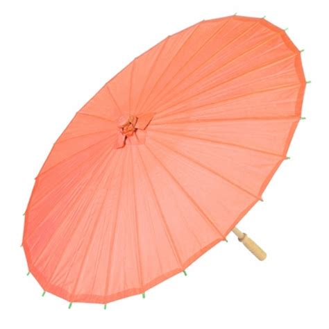 Sun Protection Vintage Paper Parasol From Asos by 20 Quot Roseate Pink Coral Paper Parasol Umbrellas On Sale