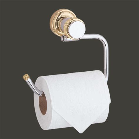 victorian toilet paper holder stand bright chrome tissue holder  bathroom