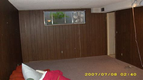 painting paneling before and after photos painting paneling