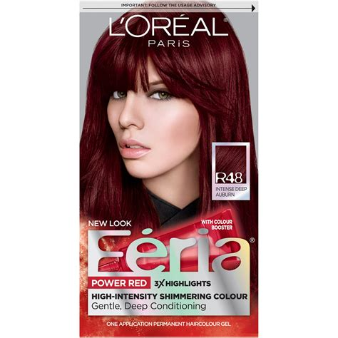 l oreal hair color l or 233 al feria multi faceted shimmering