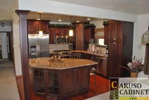 Split Level Floor Plans 1970 by Split Entry Kitchen Remodel Traditional Kitchen