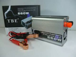 Tbe Power Inverter 660watt power inverter tbe 660 watt astuti shop