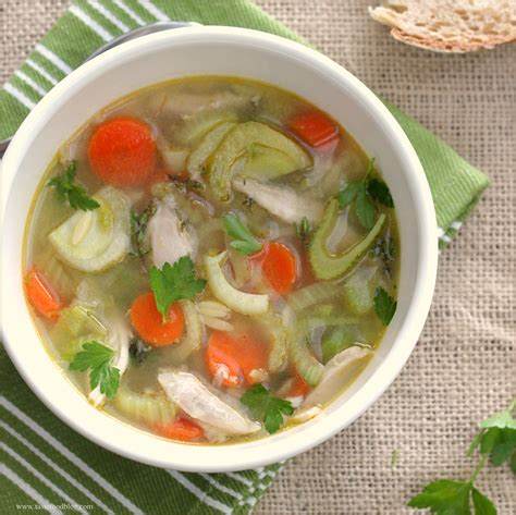 l word vegetables chicken and vegetables soup recipe