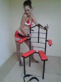 fetisch stuhl chair xtreme desires