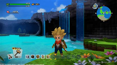 dragon quest builders  coming  ps  nintendo switch
