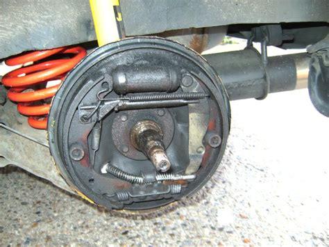 Nihon Brake Shoe S 55 76 83 Rear Daihatsu Kas Rem Belakang corsa b how to replace rear brake shoes
