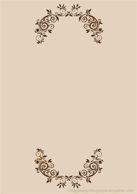 flores de hojas para imprimir hojas decoradas para imprimir con flores elegantes