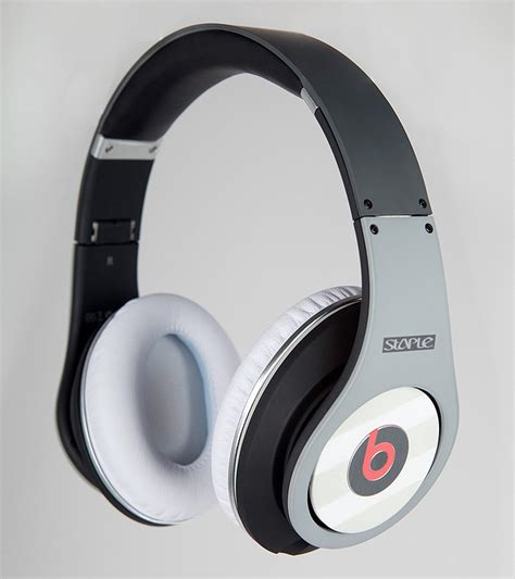 Headset Beats Studio staple x beats by dr dre studio headphones mikeshouts