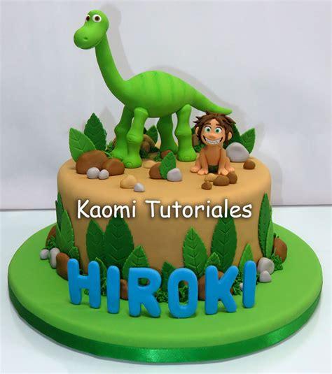 film dobri dinosaurus kaomi tutoriales un gran dinosaurio figuras para torta