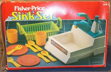 fisher price kitchen sink 918 fisher price sink set