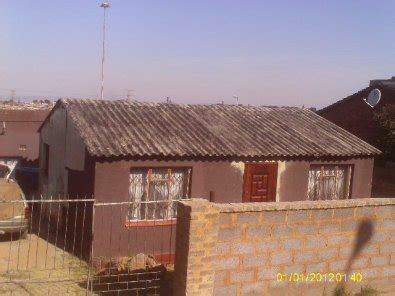 houses for sale rent to buy old 4 roomed house in zondi 1 is for sale soweto