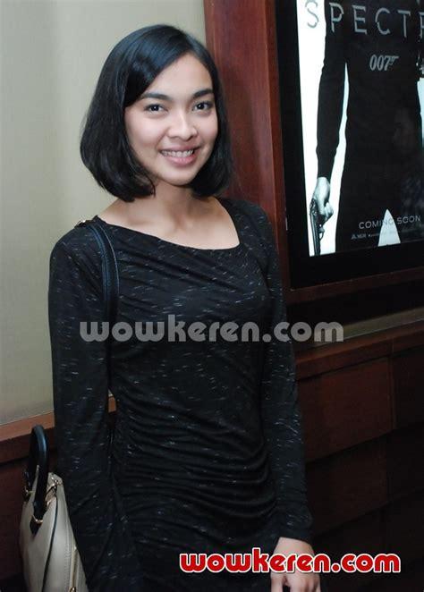 Exported Boneka Hiu Yoo Ra foto tika bravani hadiri launching trailer 3 foto 55 dari 69