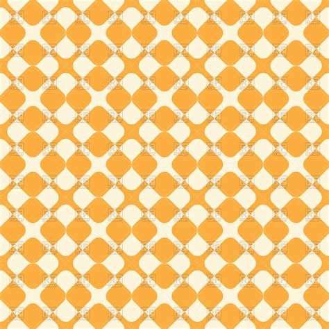 seamless pattern clipart yellow retro seamless pattern for textile royalty free